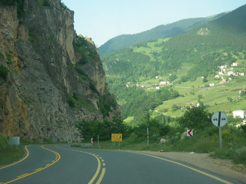 Trabzon főút