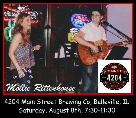 Mollie Rittenhouse 8-8-15