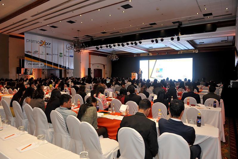FEDEXPOR VIII CONVENCIÓN DE EXPORTADORES NOVIEMBRE 2016 UIO - EC