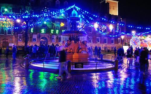Christmas Eve Carol Concert, Leicester
