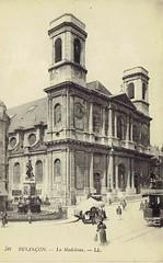Église de la Madeleine, Besançon, France
