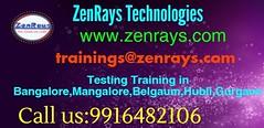 testing institute Training in Bangalore