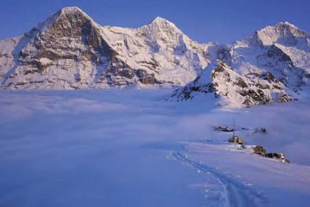 Vyhlášení výsledků soutěže s Interhome o týdenní pobyt ve švýcarském Jungfrau