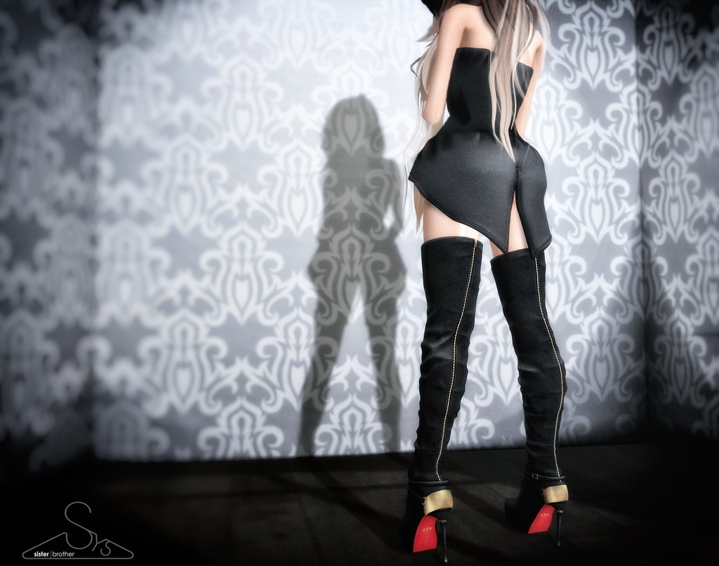 [sYs] LIDO boots - SecondLifeHub.com