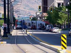 UTA TRAX Light Rail