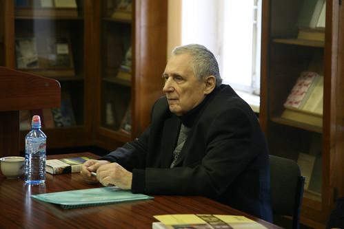 Фев 17 2015 - 14:40 - Встреча с Юрием Мамлеевым
