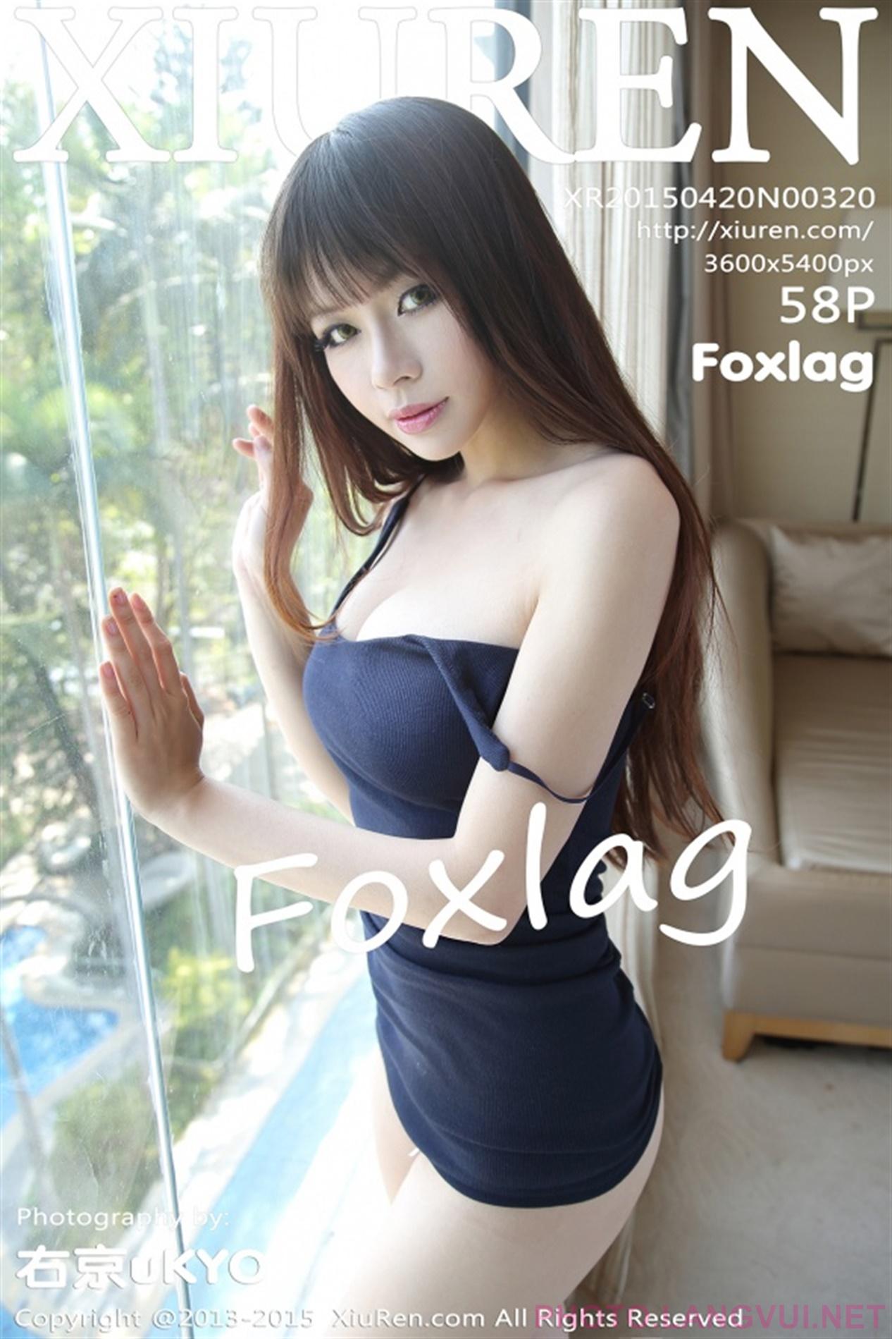 XIUREN No 320 Foxlag