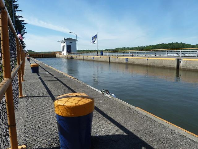 Erie Canal lock 7- Niskayuna