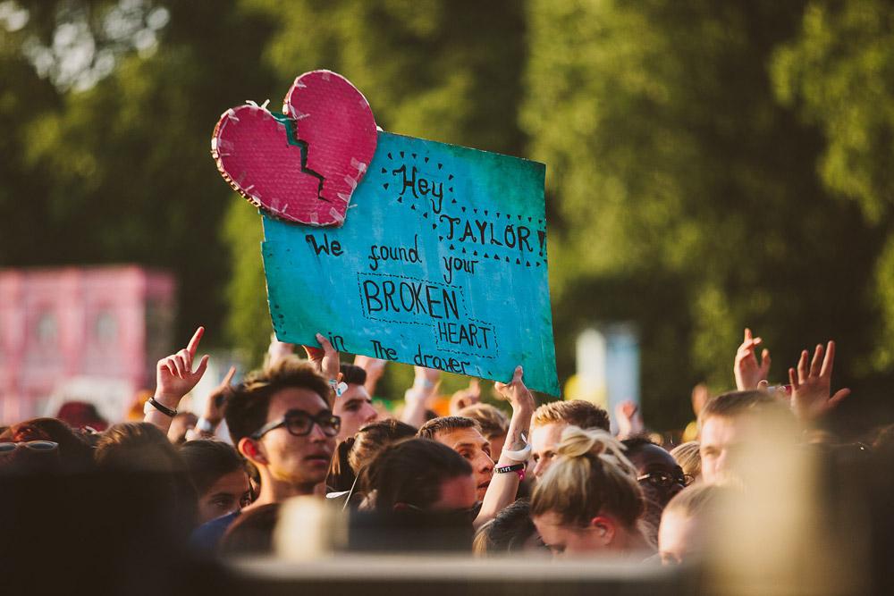 Taylor Swift @ Hyde Park, London 27/06/15