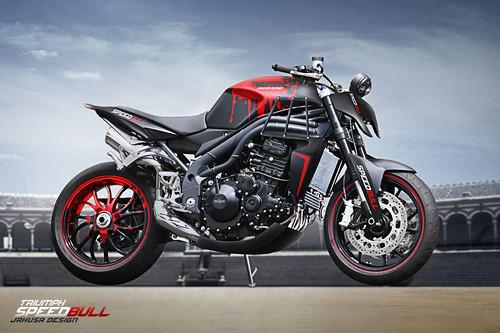 Triumph Speedbull