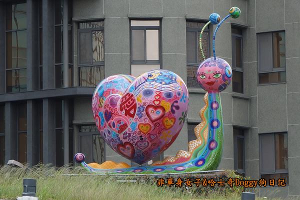 台中草悟道遊客中心&草悟廣場05