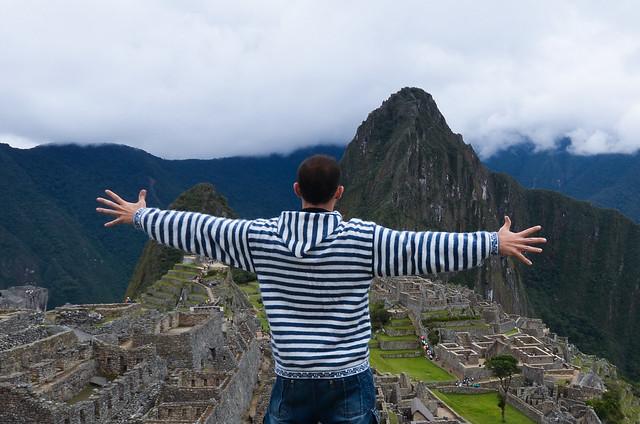 Diario de un Mentiroso en Machu Picchu