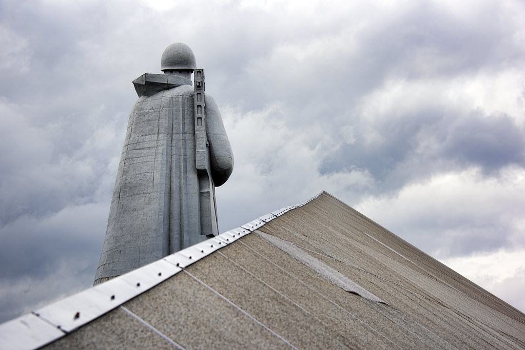 Alyosha Monument, Murmansk