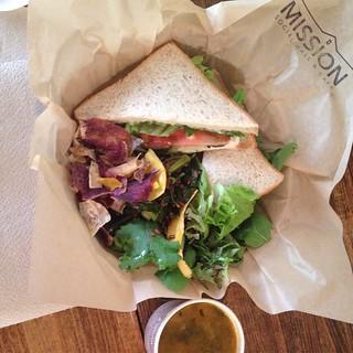 Tombo Sandwich