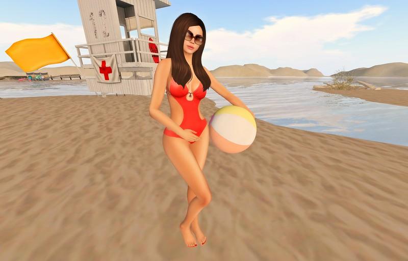 Beach Ball Fun