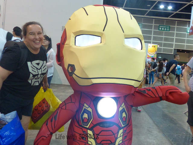 Cosbaby Ironman (Hot Toys)