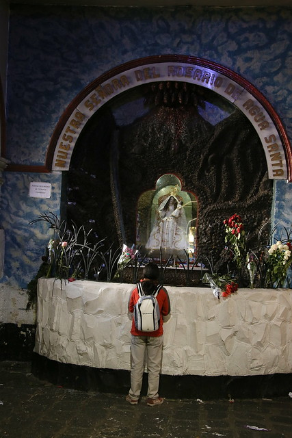 Church of the Virgin of the Holy Water, Banos, Ecuador