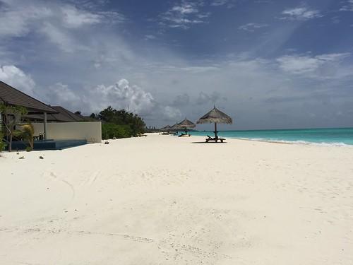 More than 2 km long and widest beach in Maldives #maldivesresorts #resortsinmaldives #AtmosphereKanifushi http://hotels-search.consolidator.travel/Hotel/Atmosphere_Kanifushi_Maldives.htm.