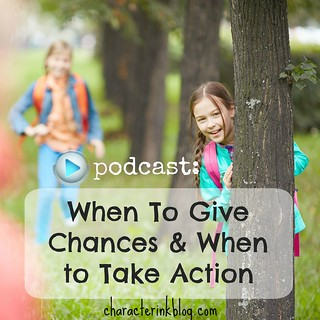 Podcast: How Do I Know When to Give Chances and When to Take Action: When To Give Our Kids A Mulligan