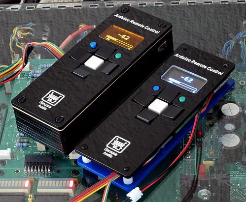 DIY: v2 of the arduino remote control