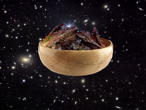 Outer Space Salad!