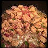 #Homemade Thai-Influenced Chicken & Veggies #CucinaDelloZio - add chicken