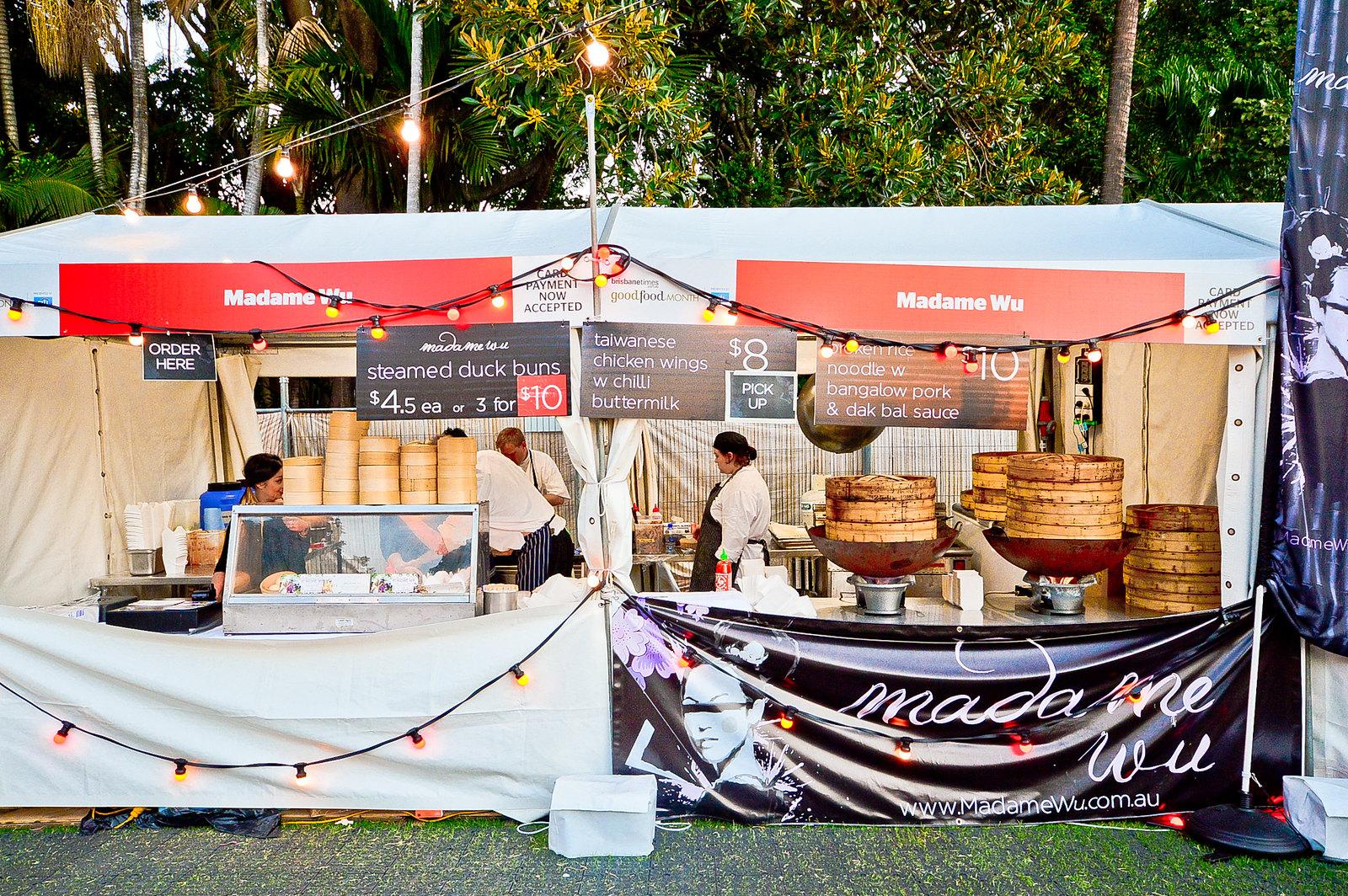 Brisbane Night Noodle Markets 2015