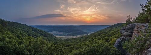sunset luxembourg mullerthal littleswitzerland petitsuisse berdorf siewenschloeff