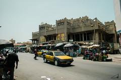mercado de Dakar