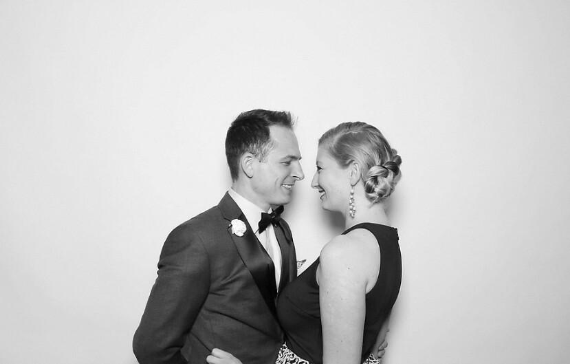 Johny Bravo (KSBJ) & Wife @ LWI Gala 2016
