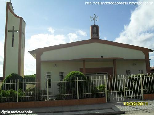 Arapiraca - Igreja de Nossa Senhora do Carmo