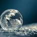 frozen soap bubble by sacce22