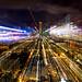 Bright lights of Hong Kong by Keith Mulcahy