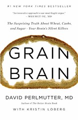 Grain Brain by David Perlmutter