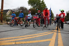 June 4, 2015 Kidical Mass: Red