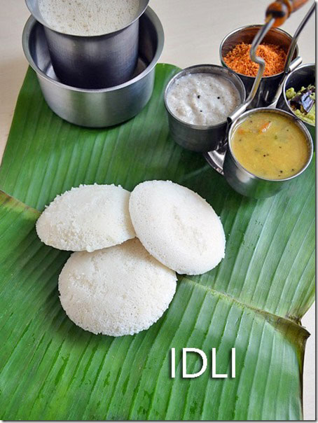 Idli dosa batter using mixie
