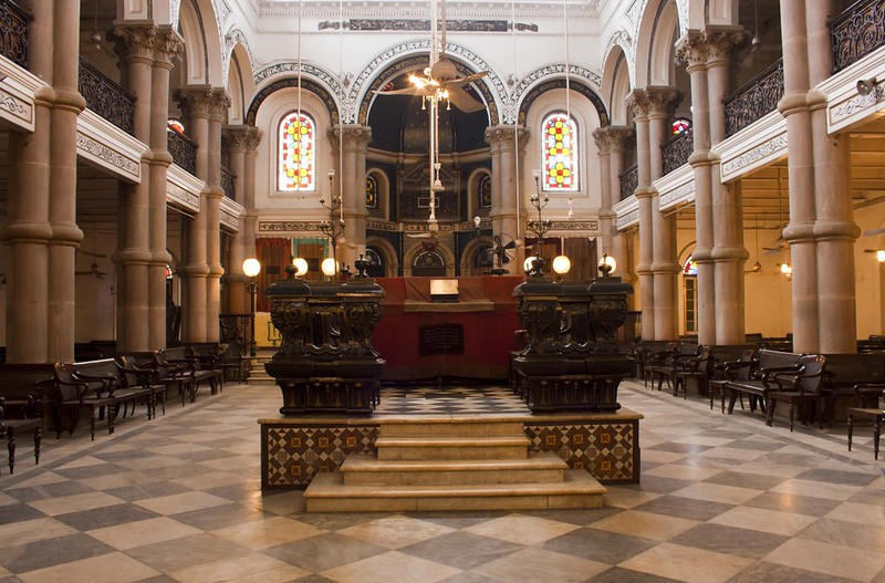 Alter - Magen David Synagogue - Kolkata, India
