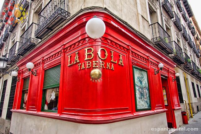 os melhores restaurantes de Madri