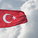 Small photo of Izmir Alsancak - Turkish Flag