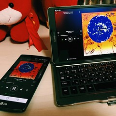 #vscocam #spotify #lgg4 #g4 #galaxytabs #thecure #britpop #90s