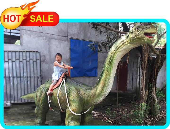 Walking Dino Ride