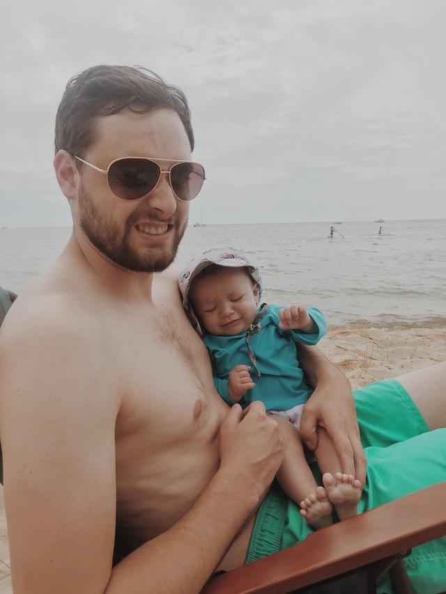 Baby Beach Day