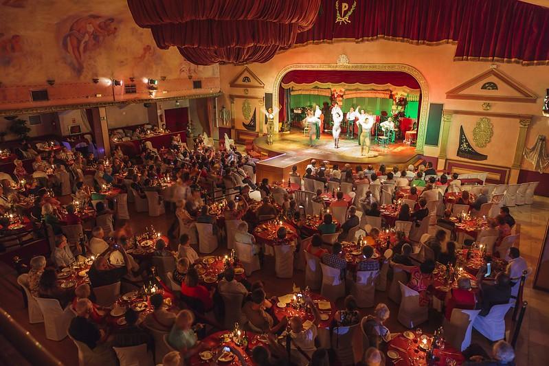 Show de Flamenco - El Palacio Andaluz