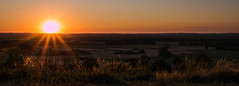 Sunset - Photo of Naintré