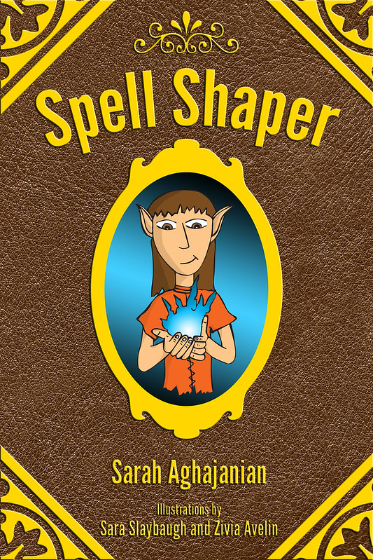 spell shaper front cover