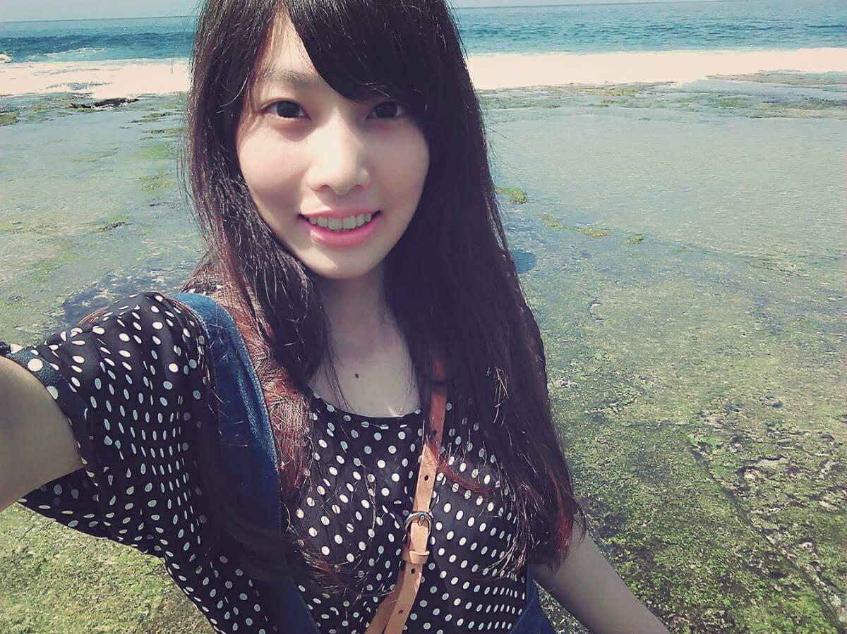 Koobii人氣嚴選142【斗六高中-陳麗惠】- 熱愛運動的可愛正妹