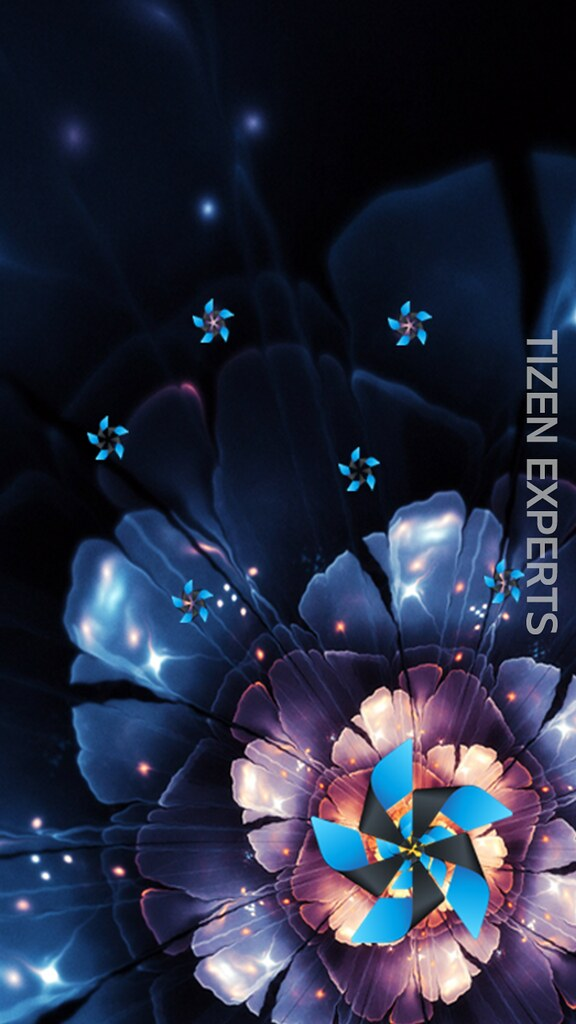 Wallpapers Tizen Themed For Samsung Z1 Z2 Z3 Backgrounds Iot