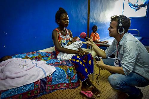 3FM Serious Request 2016: Ivoorkust
