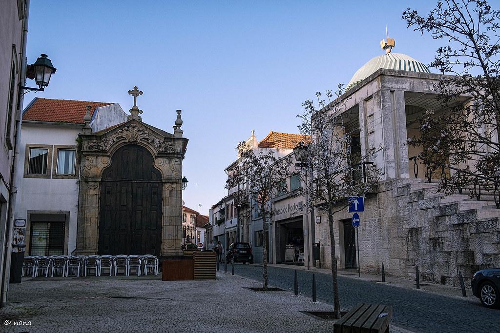 10.- Ovar - Passo ou Capela do Horto e Palácio da Justiça