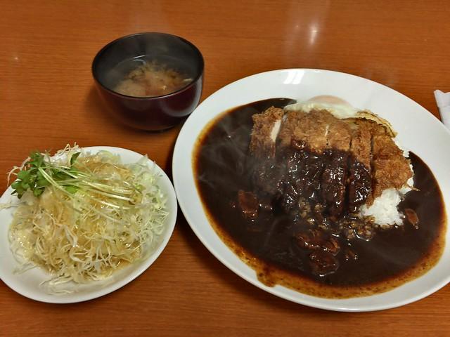 Photo:Pork katsu curry at Baba Nankai, Takada no Baba By nakashi